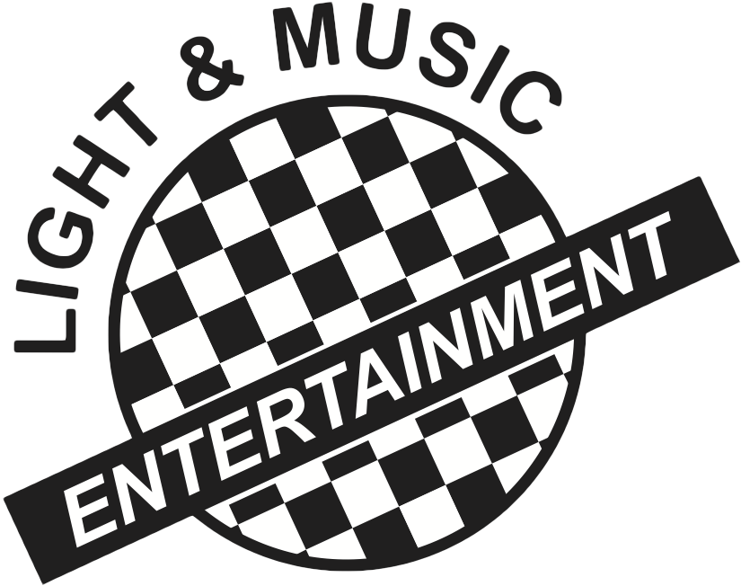 Light & Music Entertainment Logo